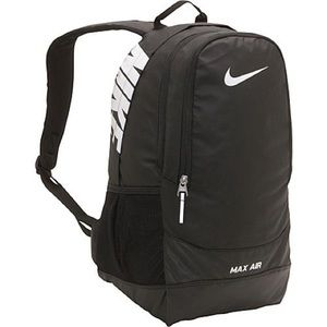 Nike max air backpack!